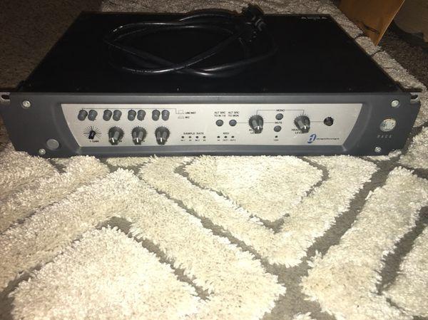 Digi design 002 rack audio interface pro tools Negotiable