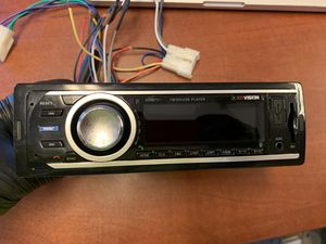 Car Stereo XO Vision Wireless Bluetooth Receiver 20W x 4, USB, SD for Sale in Orlando, FL