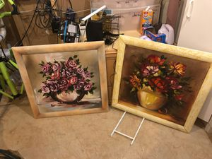 Hand painted pictures for Sale in Leesburg, VA