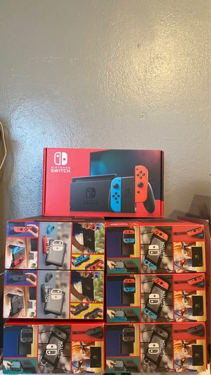 🔥 ★ 🔥 ★ BULK DEAL! Nintendo Switch V2 All Brand New! ★🔥 ★ 🔥 ★ ★ for Sale in San Diego, CA