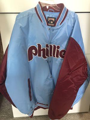 Cooperstown Phillies Jacket for Sale in Elk Grove, CA