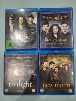 Twilight Complete Series for Sale in El Paso,  TX