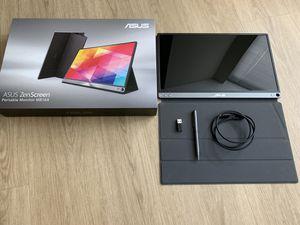 Asus zen screen mb16a for Sale in Alexandria, VA