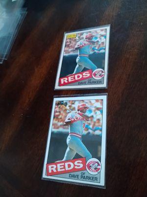 Cincinnati Reds Dave Parker Baseball Cards lot for Sale in Tampa, FL