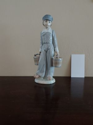 Waterboy lladro. Great condition for Sale in Sacramento, CA