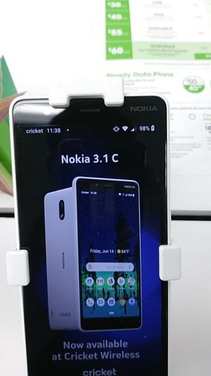 Nokia 3.1 c for Sale in Pittsburgh, PA