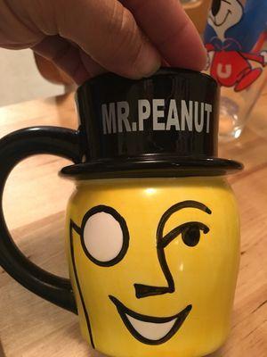 mr peanut coffee mug for Sale in Brooklyn, NY