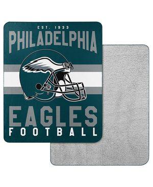 Philadelphia Eagles Cozy Fleece Throw Blanket for Sale in Palmdale, CA