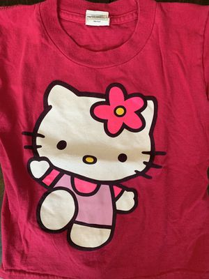 Hello Kitty Girls T-shirt! Kids Small for Sale in Chino Hills, CA