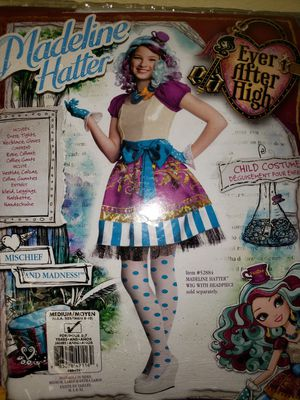 Madeline Hatter Childs Costume for Sale in Austin, TX