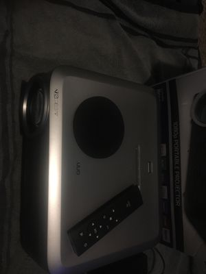 Onn 1080p portable projector for Sale in Newark, OH