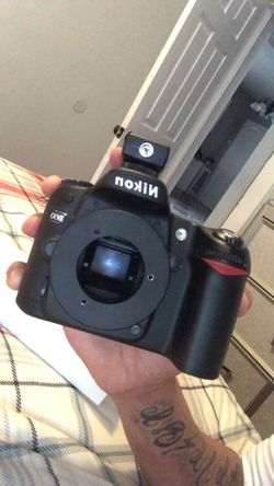 Nikon D80 for Sale in Brockton,  MA