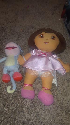 Dora the Explorer teddy bears for Sale in Saint Paul, MN