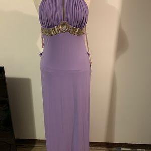 Nwt Boutique Prom Purple Dress Size 10 for Sale in Oak Lawn, IL