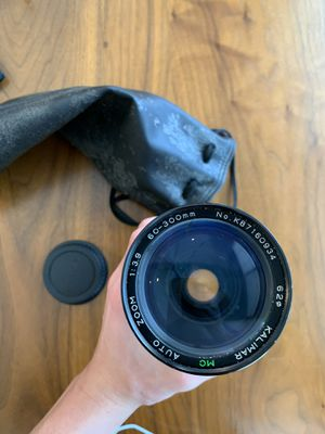 KALIMAR AUTO MC ZOOM f3.9 60-300mm for Sale in Arcadia, CA