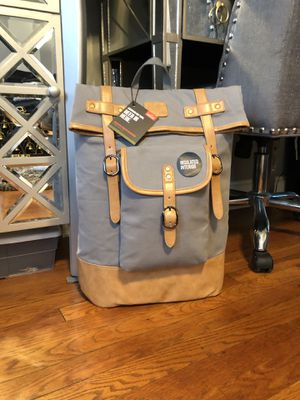 Foster & Rye backpack paid $73. Insulated Canvas Cooler Adventure Backpack. Brand new never used. Currently sold for $63. Great for outdoor events an for Sale in Washington, DC