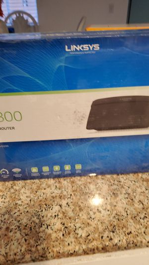 Linksys N300 Router for Sale in Palmdale, CA