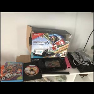 Wii U Mario Kart Edition for Sale in Raleigh, NC