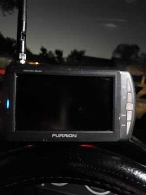 Furrion backup camera monitor model FOD43TA-BL for RV for Sale in Chatsworth, CA
