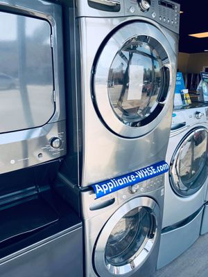 Washer and dryer 👚👕 for Sale in Los Angeles, CA
