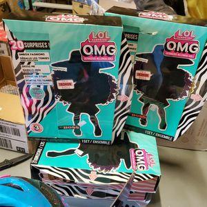 LOL Surprise OMG The Boss $20 Each for Sale in Riverside, CA