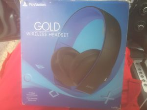 PS4 Wireless Headphones for Sale in Columbus, OH