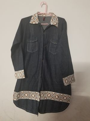 Jeans kurta shirt for Sale in Baltimore, MD