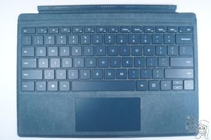 Microsoft Surface Pro Signature Alcantara Type Cover (Cobalt Blue) #2 for Sale in Rancho Cucamonga, CA