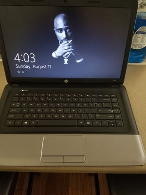 Hp 655 notebook pc for Sale in Midvale, UT