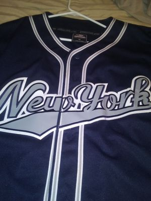 Baseball jersey New York Yankees colosseum for Sale in Williamstown, NJ
