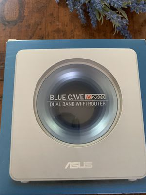 ASUS Blue Cave router!! for Sale in Deltona, FL