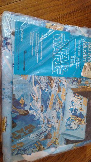 New in packaging vintage Star wars sheet for Sale in Portland, OR