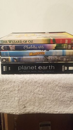 5 Movies for Sale in Charleston, WV