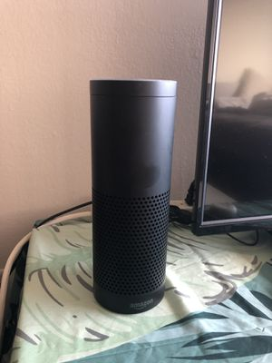 Amazon echo first gen Alexa for Sale in Washington, DC