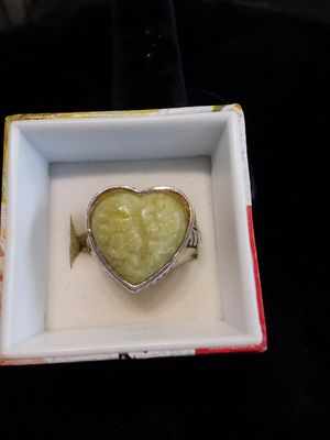 Silver heart ring for Sale in Milwaukie, OR