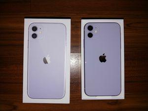 IPhone 11 128gb UNLOCKED. Firm price. for Sale in Fairfax, VA