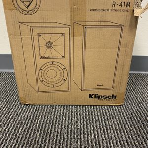 Klipsch R-41 Monitor Speakers for Sale in Carol Stream, IL