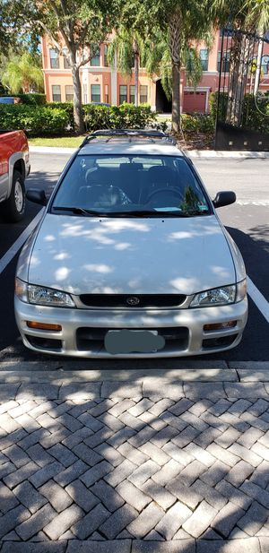 Subaru, Impreza L wagon AWD for Sale in Clearwater, FL