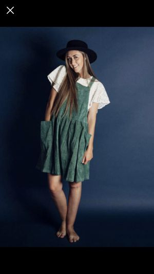 Green Overall Dress for Sale in Vail, AZ