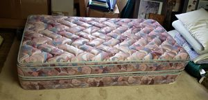 Therapedic twin bed and boxspring for Sale in Washington, DC