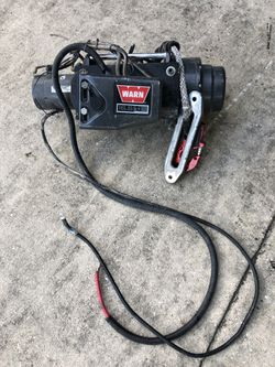 Warn Winch 16.5ti for Sale in Helotes,  TX