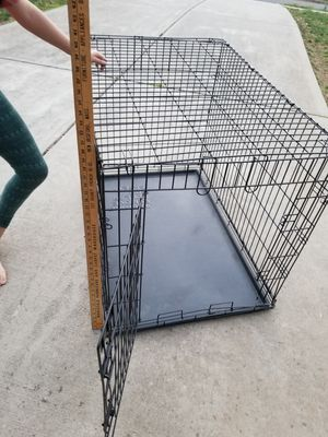Large Dog Crate excellent condition for Sale in Hillsborough, NC