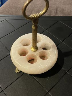 Antique Marble Lipstick/jewelry Holder for Sale in Los Angeles,  CA