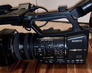 "Sony NXCAM HXR ""New"" 🗺🏢📬 for Sale in Crofton,  NE"