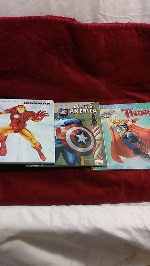 Marvel Little Golden Books for Sale in Richmond, VA