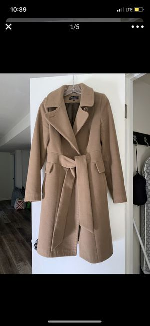 Woman coat jacket from Italy size Small for Sale in Milton, WA
