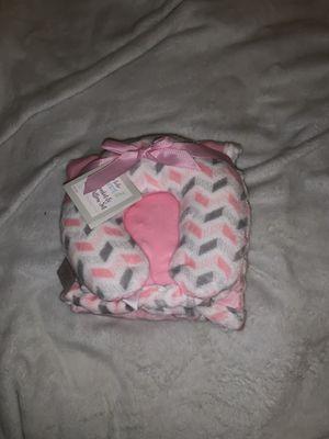 Baby blanket and neck pillow for Sale in Roanoke, VA