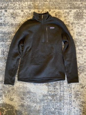 Patagonia Better Sweater 1/4 Zip - Men's Small for Sale in Los Angeles, CA