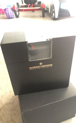 Used, Vacheron constantin watch box, original for Sale for sale  Arcadia, CA