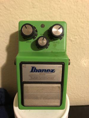 Ibanez TS9 Tubescreamer for Sale in Bell Gardens, CA